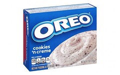 Oreo Cookies 'N' Creme instant Pudding and Pie Filling 4 1/2 cup Servings (119g)