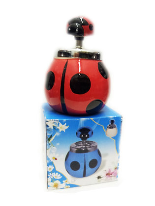 Ladybug Spinning Ashtray