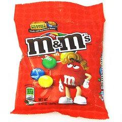 M&M's Peanut Butter Peg Pack 144g x 12