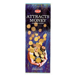 Hem 'Attracts Money' incense Stick (Pack of 6)