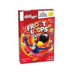 Kellogg's Froot Loops Fruity taste 345g
