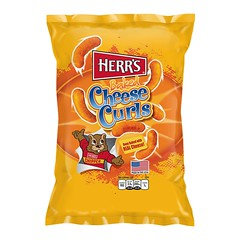 Herr's Baked Cheese Curls 28.4g