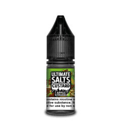 Ultimate Salts E-Liquid Custard Apple Strudel 10ml