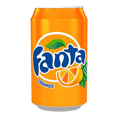 Fanta Orange EU 330ml 24 Pack