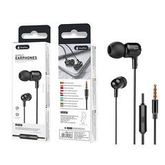 OnePlus Wired Earphone C6187 (Black)