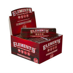 Element Red Connoisseur Rolling Paper & Tips