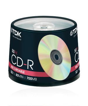 TDK CD -R