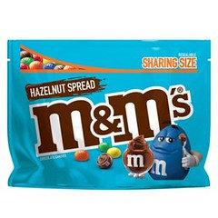 M&M's Hazelnut Spread Sharing Size SUP 235g 8 Pack