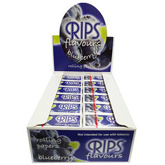 Rips Blueberry Rolls