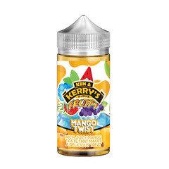 Ken & Kerry's Fruity E-liquid 100ml Mango Twist