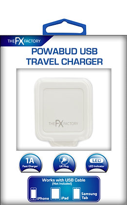 FX Factory Usb Travel Charger