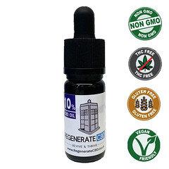 Regenerate CBD 10% CBD Oil