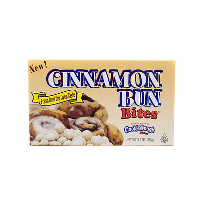 Cookie Dough Bites Cinnamon Bun 88g