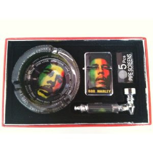 Bob Marley Smoking Gift Set