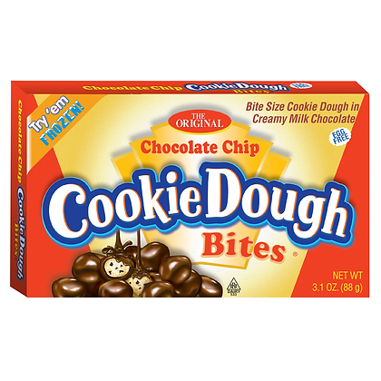 Cookie Dough Bites Chocolate Chip 88g 12 Pack