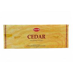 Hem ' Cedar' Incense Stick (Pack of 6)
