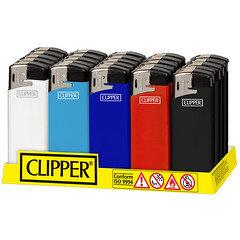 Clipper Solid Wide lighter 25 Pack