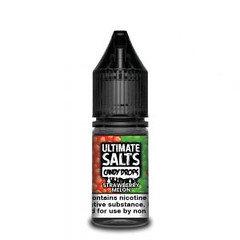 Ultimate Salts E-Liquid Candy Drops Strawberry Melon 10ml