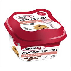 Doughlish Cookie Dough Chocolate Chip 128g