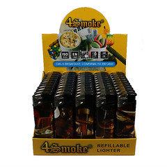 4Smoke Cigar 3KD112 Lighters