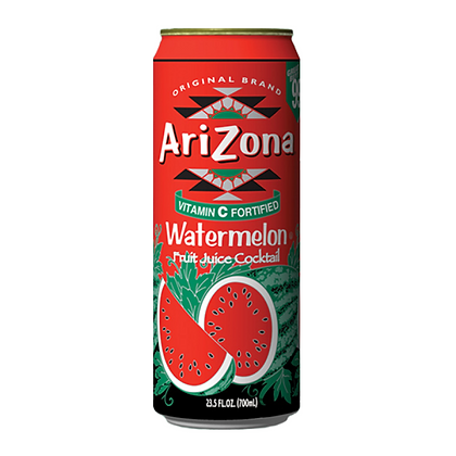 Arizona Watermelon Fruit Juice Cocktail 680ml 24 Pack