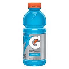 Gatorade Cool Blue Raspberry 591ml 24 Pack