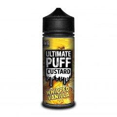 Ultimate Puff E-Liquid Custard Whipped Vanilla 100ml