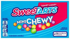Sweetarts Mini Chewy 106g x 10