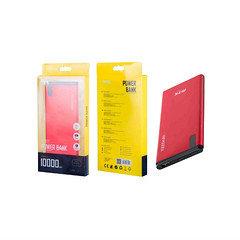 MTK 10000mah power bank K3609 red