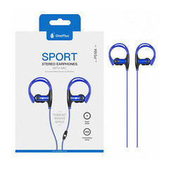 OnePlus Sport Stereo Earphone With MIC P5184 (Blue)