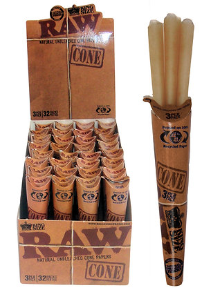 Raw Cones Full Box