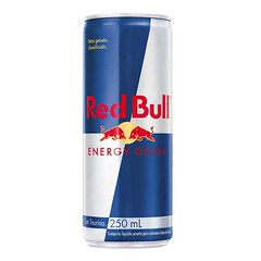 Red Bull Cans 250ml 24 Pack