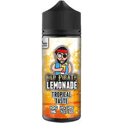 Old Pirate Lemonade E-Liquid 100ml Tropical taste