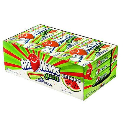 Airheads Gum Watermelon x 12