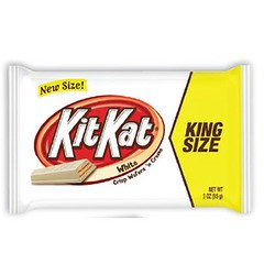 Kit Kat White King Size 85g x 24