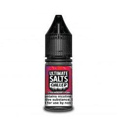 Ultimate Salts E-Liquid Chilled Strawberry Pom 10ml