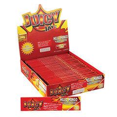Juicy Jays King Size Slim Rolling Paper Mellow Mango