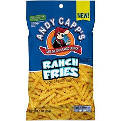 Andy Capp's Ranch Fries 85g