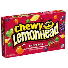 Chewy Lemonhead Fruit Mix 142g