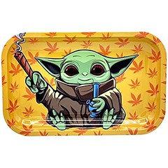 Smoke Arsenal Yoda Bomb Premium Medium Tray