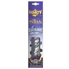 Juicy Jay's 'Black N Blueberry' Thai Incense Stick (Pack of 12)
