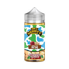 Ken & Kerry's E-liquid 100ml Apple to my pie