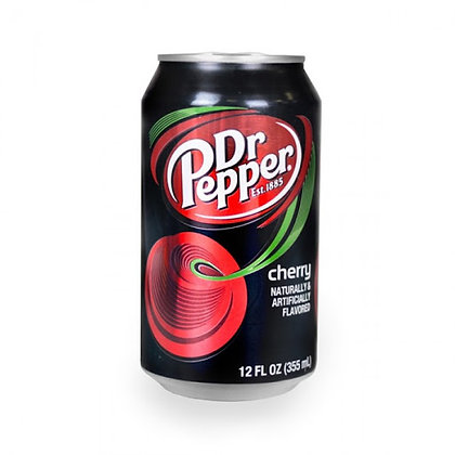 Dr Pepper Cherry 355ml 12 Pack