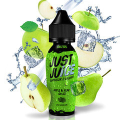 Just Juice 50ml Shortfill Apple & Pear on Ice