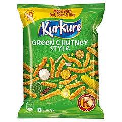 Kurkure Green Chutney Style 100g 40 Pack