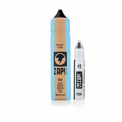 Zap E-Liquid Peach Cola 50ml
