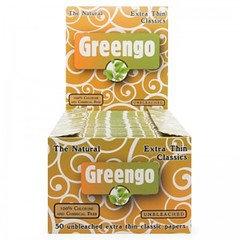 Greengo Extra Thin Classic Rolling Paper 50 Per Box