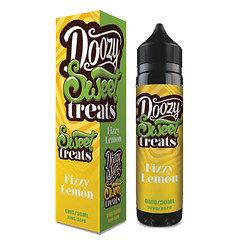 Doozy Vape Sweet Treats Fizzy Lemon E-liquid 50ml