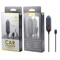 MTK type-C car charger AT933 Black