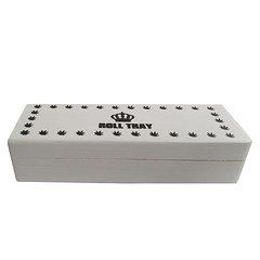 Roll Tray White Small SM-0275 Rolling Box